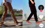 Как снять танец ногами в Тик Ток в 2020 году: обучение, тренды
