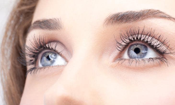 где в тик токе менять цвет глаз