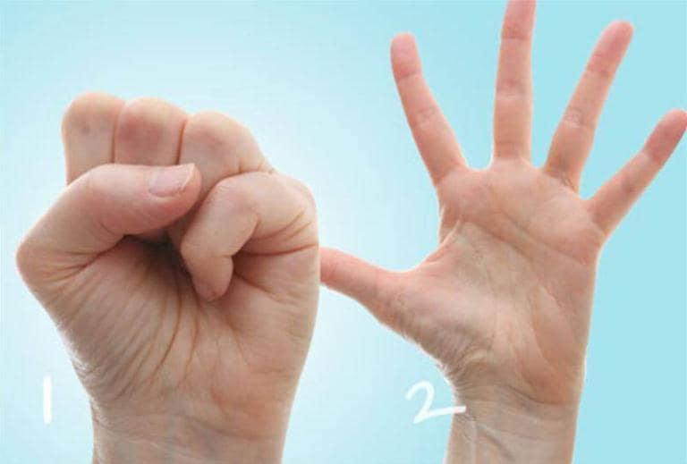 тик ток движение пальцами