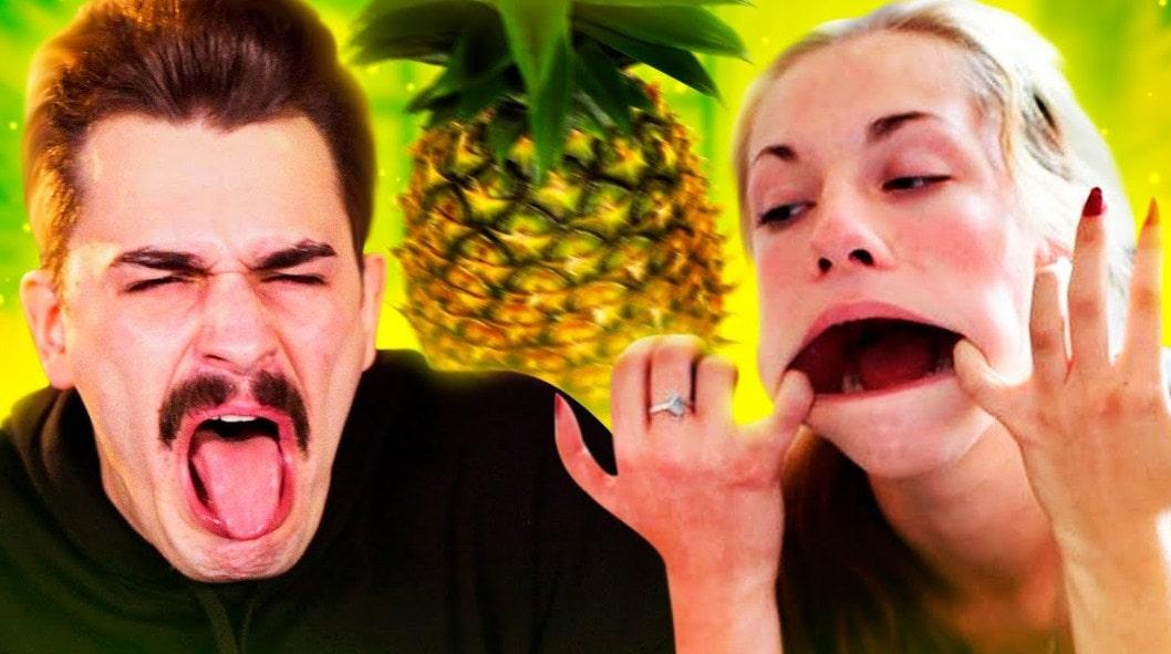 прикол про ананасовый сок тик ток
